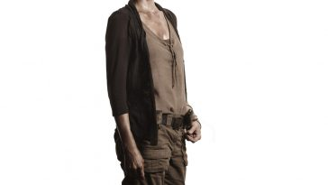 Carol Peletier Costume - The Walking Dead Cosplay - Carol Peletier Cosplay