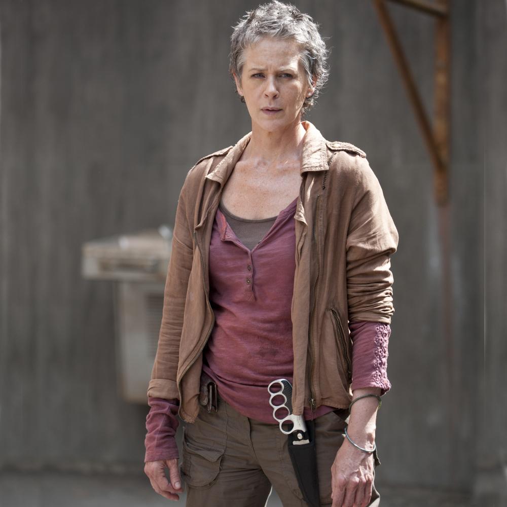 Carol Peletier Costume - The Walking Dead Cosplay - Carol Peletier Long Sleeve Top