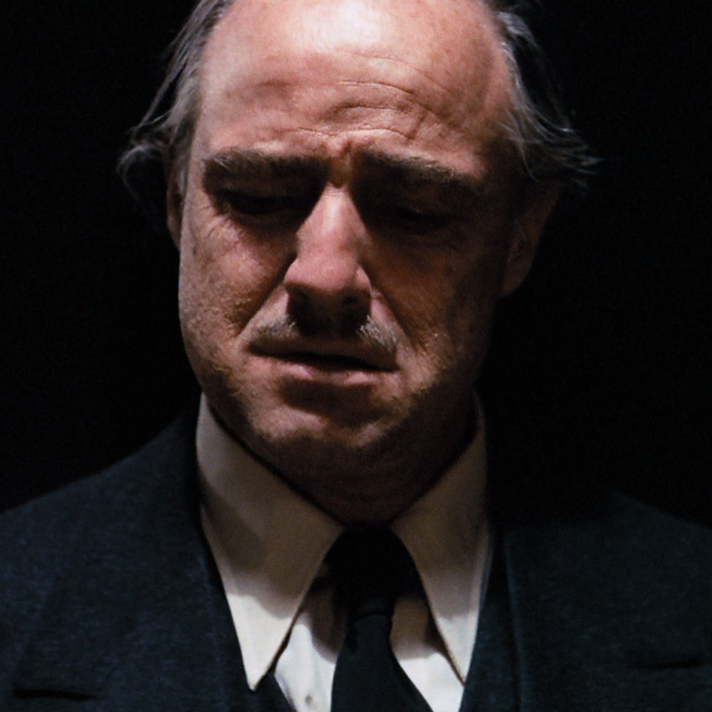 Don Corleone Costume - The Godfather Cosplay - Don Corleone Cheeks