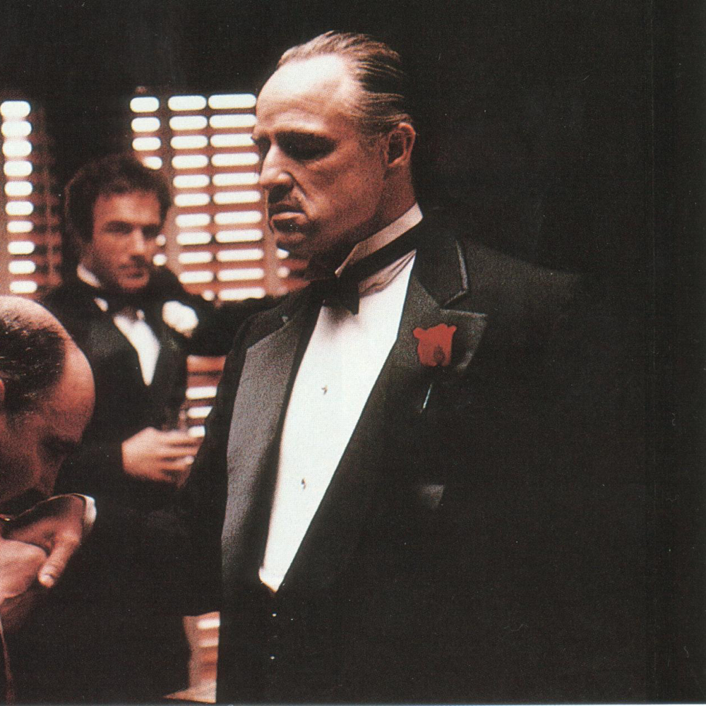 Don Corleone Costume - The Godfather Cosplay - Don Corleone Tuxedo