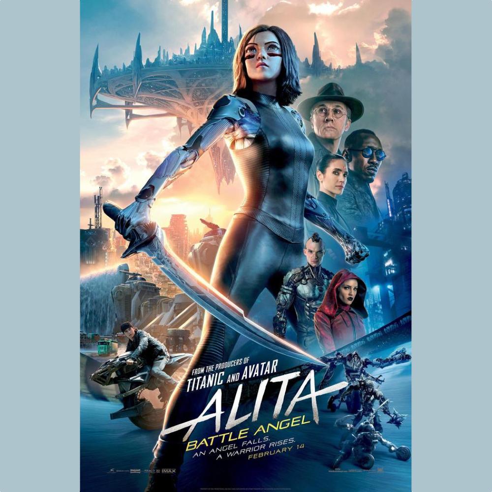Alita Costume - Alita: Battle Angel Cosplay - Alita Boots
