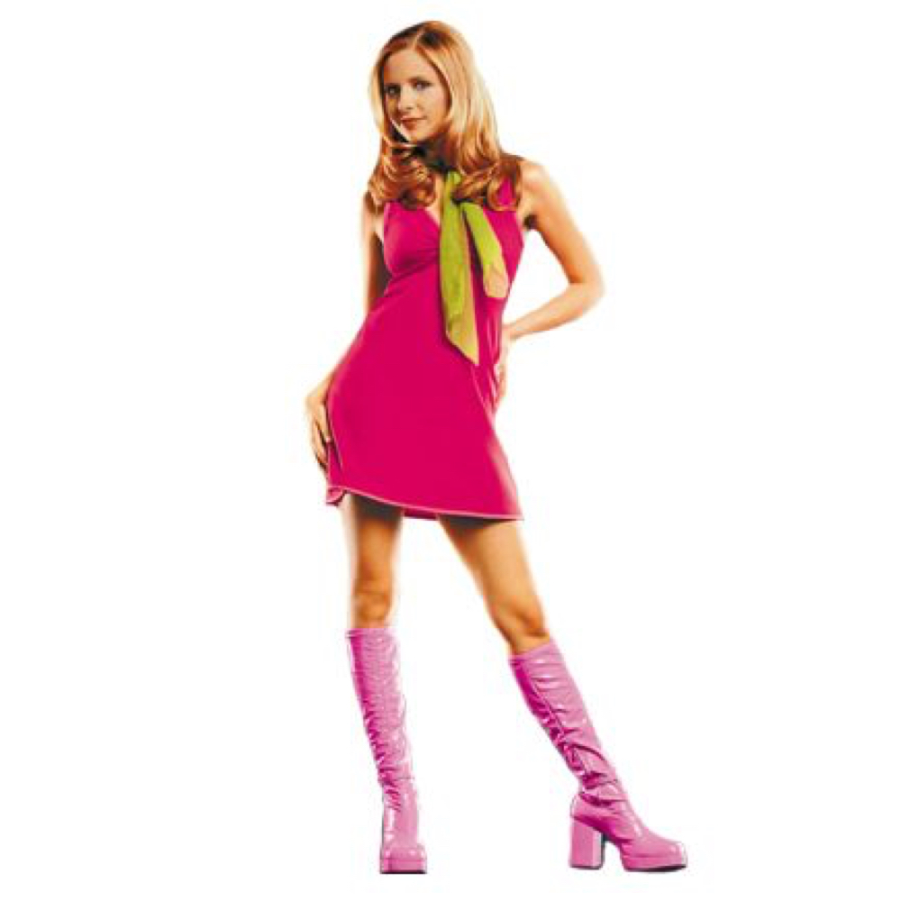 Daphne Costume - Scooby Doo Cosplay - Daphne Blake Dress