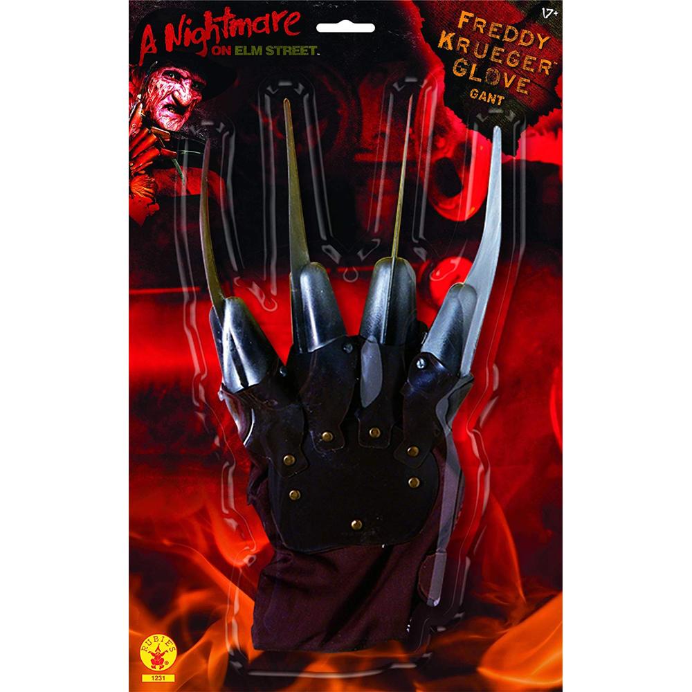 Freddy Krueger Costume - A Nightmare on Elm Street - Freddy Krueger Glove