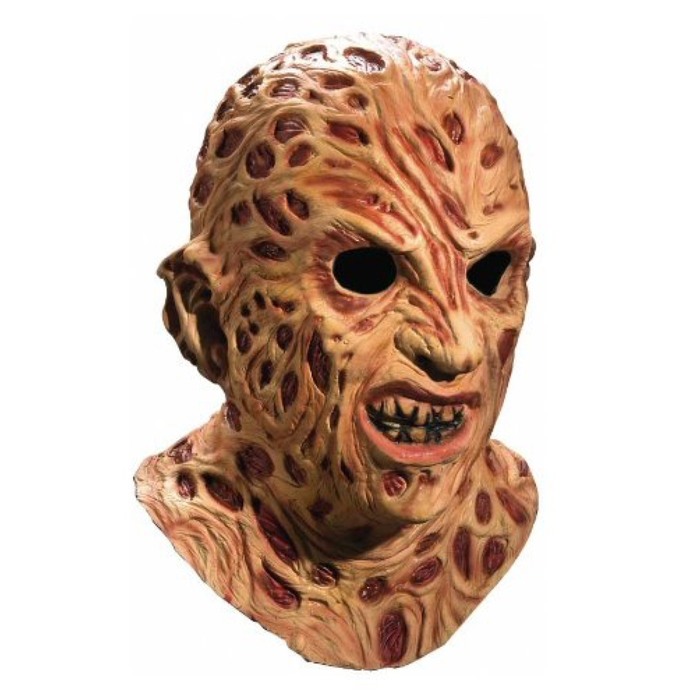 Freddy Krueger Costume - A Nightmare on Elm Street - Freddy Krueger Mask