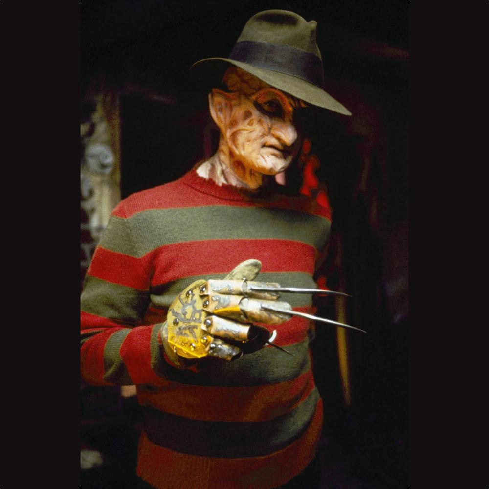 Freddy Krueger Costume - A Nightmare on Elm Street - Freddy Krueger Sweater