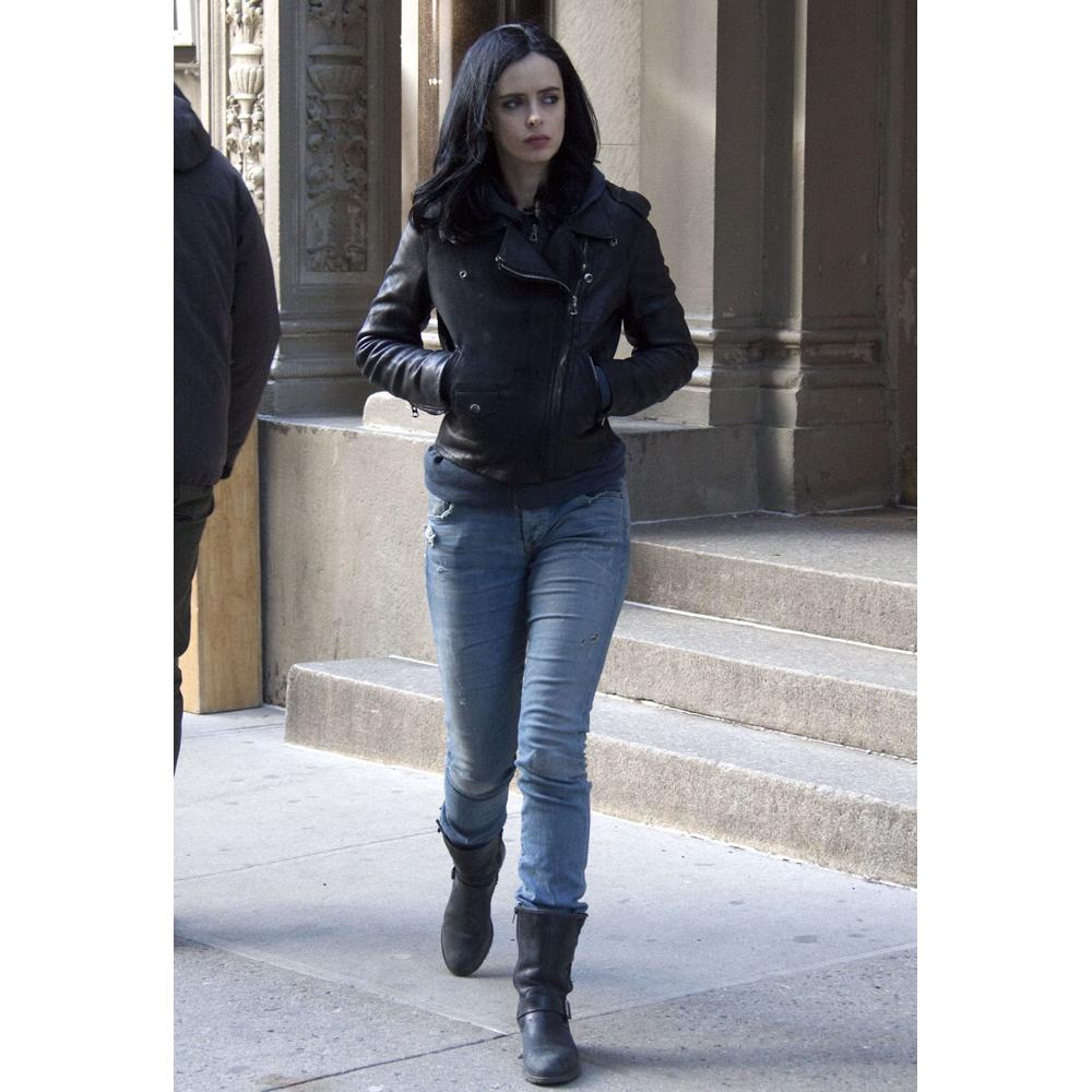 Jessica Jones Costume - Dress Like Jessica Jones - Jessica Jones Boots