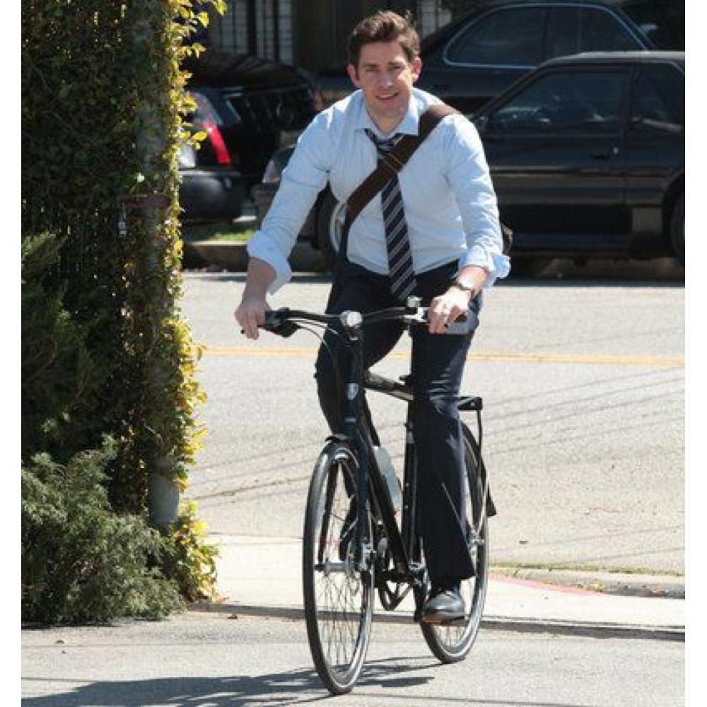 Jim Halpert Costume - The Office - Jim Halpert Bag