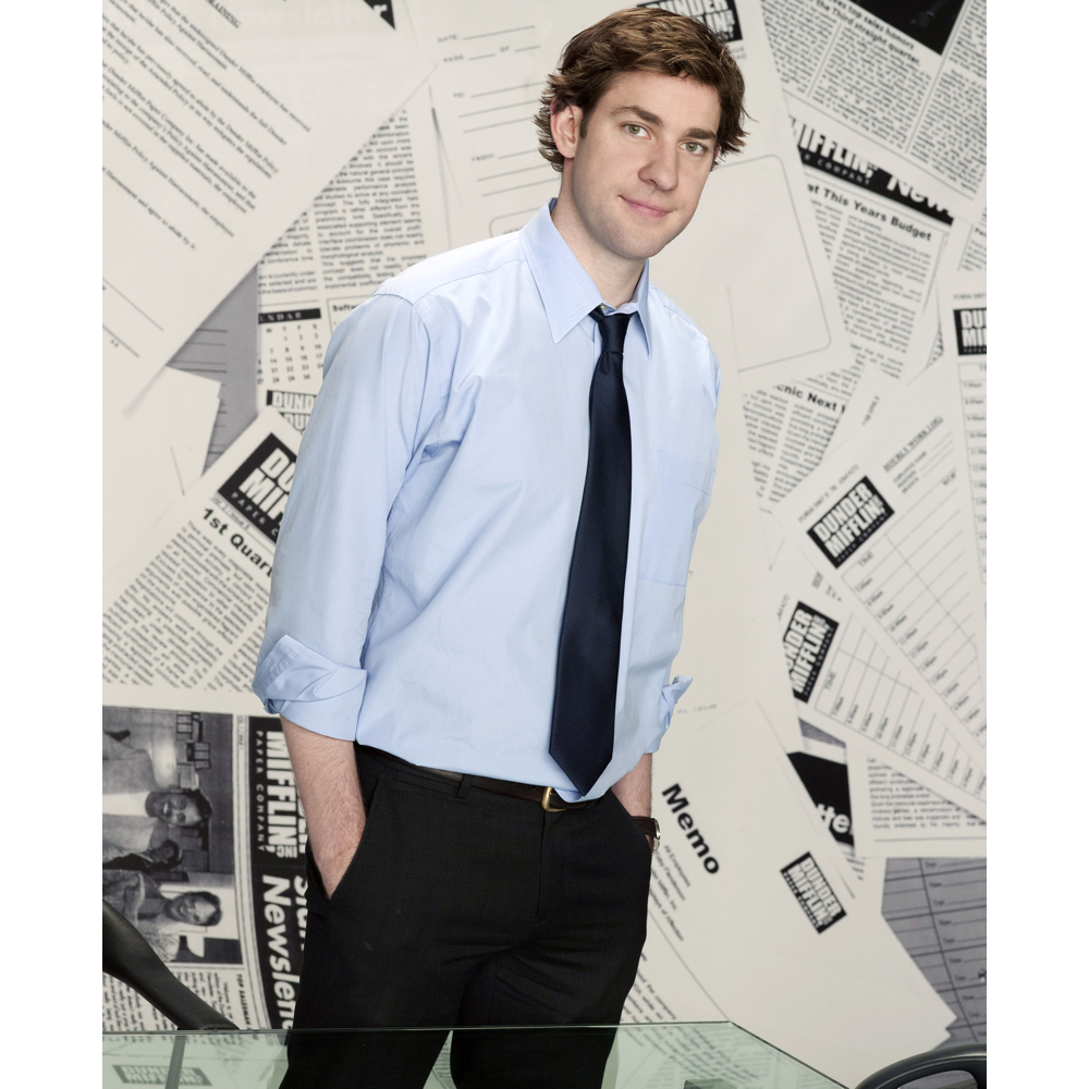 Jim Halpert Costume - The Office - Jim Halpert Belt
