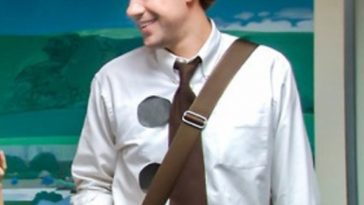 Jim Halpert Costume - The Office - Jim Halpert Cosplay