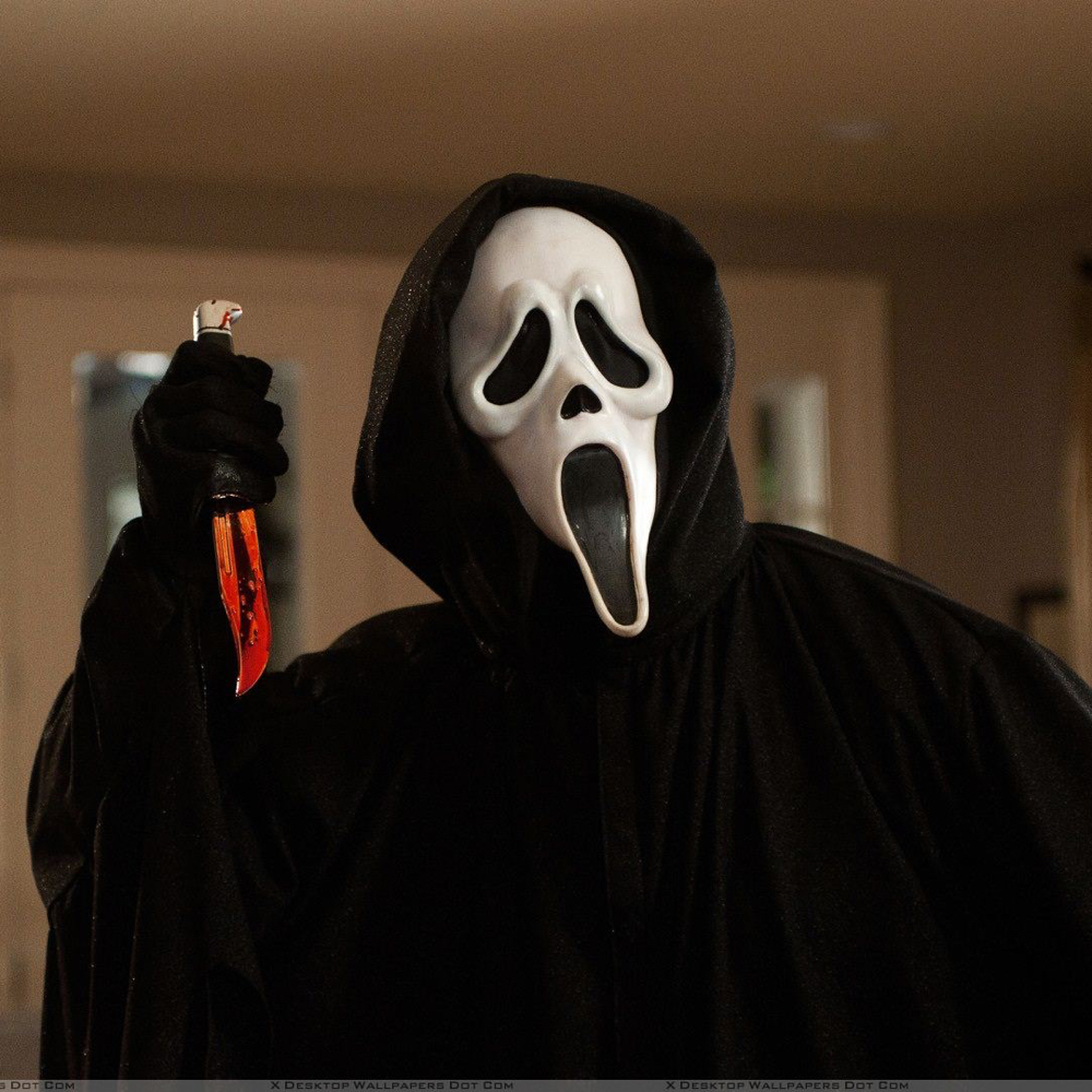 Sexy Scream Costume - Sexy Ghostface Costume for Women - Sexy Scream Knife