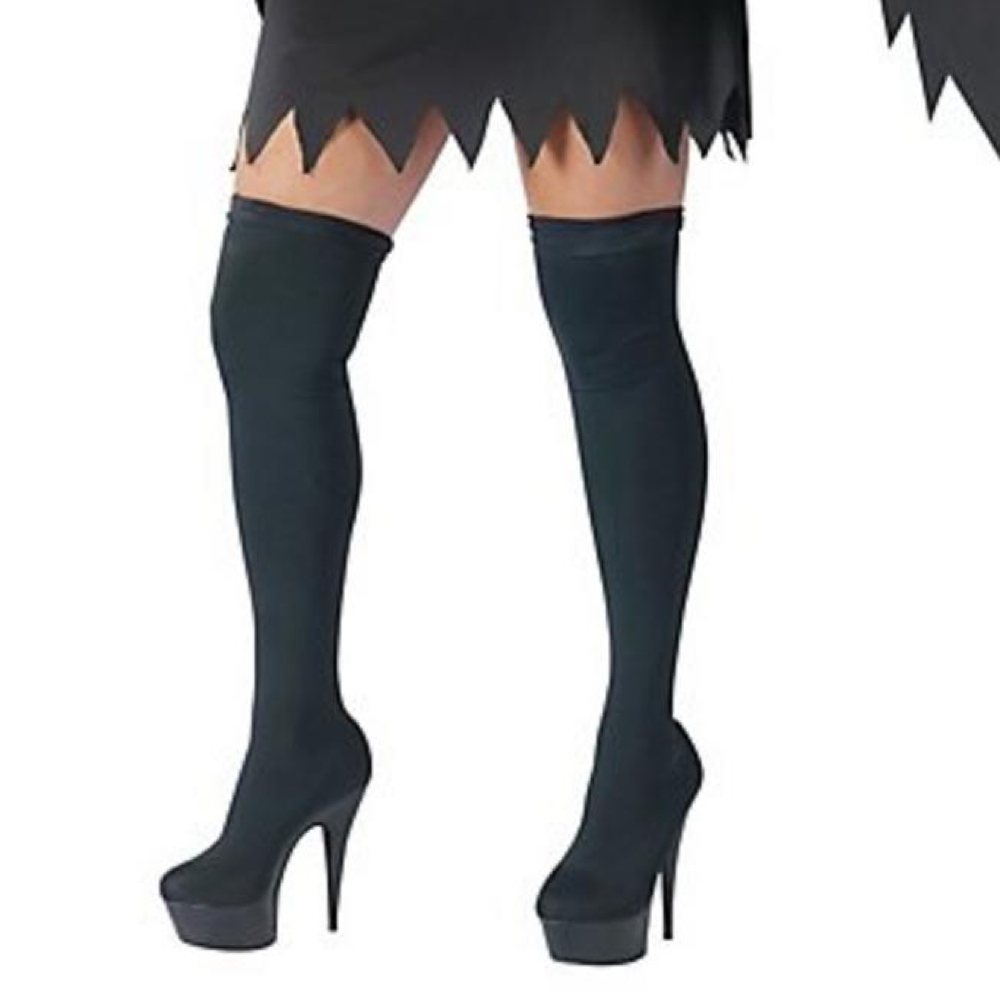 Sexy Scream Costume - Sexy Ghostface Costume for Women - Sexy Scream High Heels
