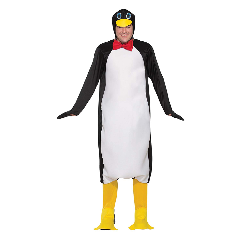 Angela Martin Costume - The Office - Angela Martin Penguin Costume