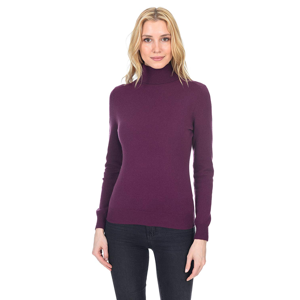 Angela Martin Costume - The Office - Angela Martin Turtle Neck