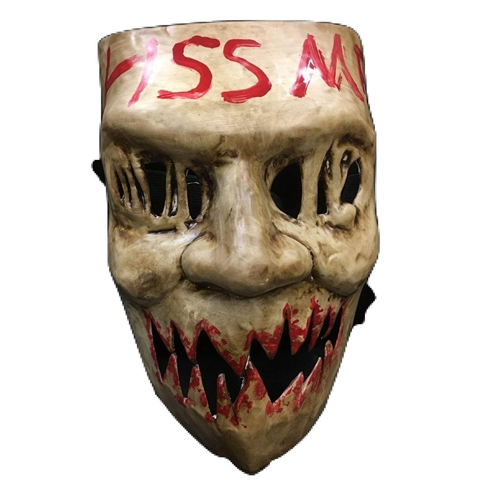 Freakbride Costume - The Purge: Election Year - Freakbride Wedding Kiss Me Mask