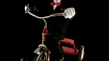 Jigsaw Costume - Saw Cosplay - Jigsaw Cosplay