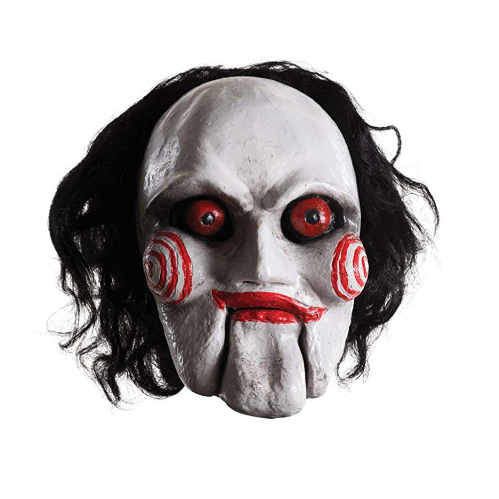 Jigsaw Costume - Saw Cosplay - Jigsaw Mask