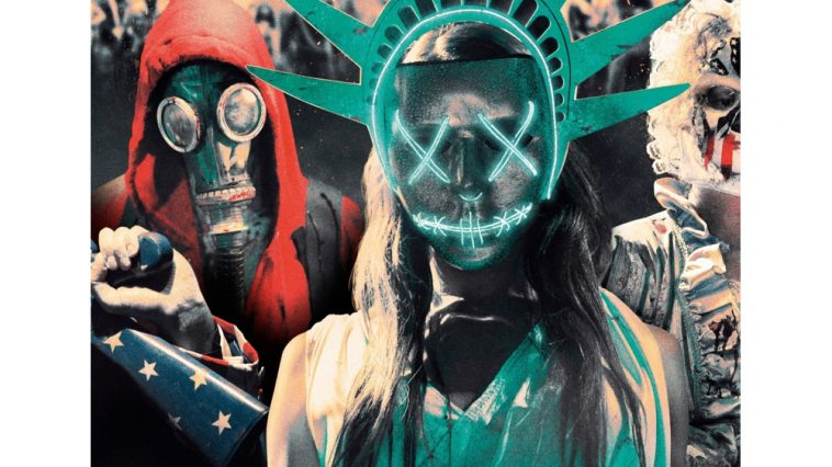 The Purge Election Year Costume - The Purge Cosplay - Lady Liberty Cosplay