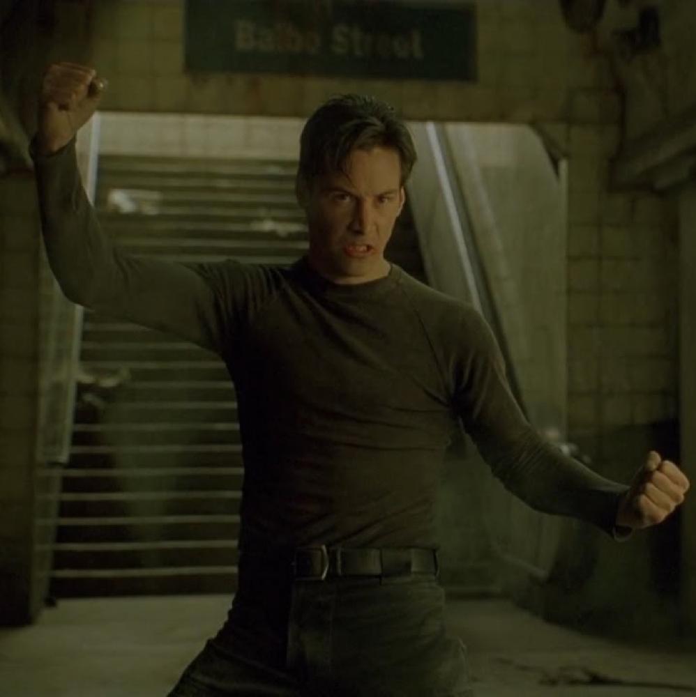 Neo Costume - The Matrix - Neo Shirt