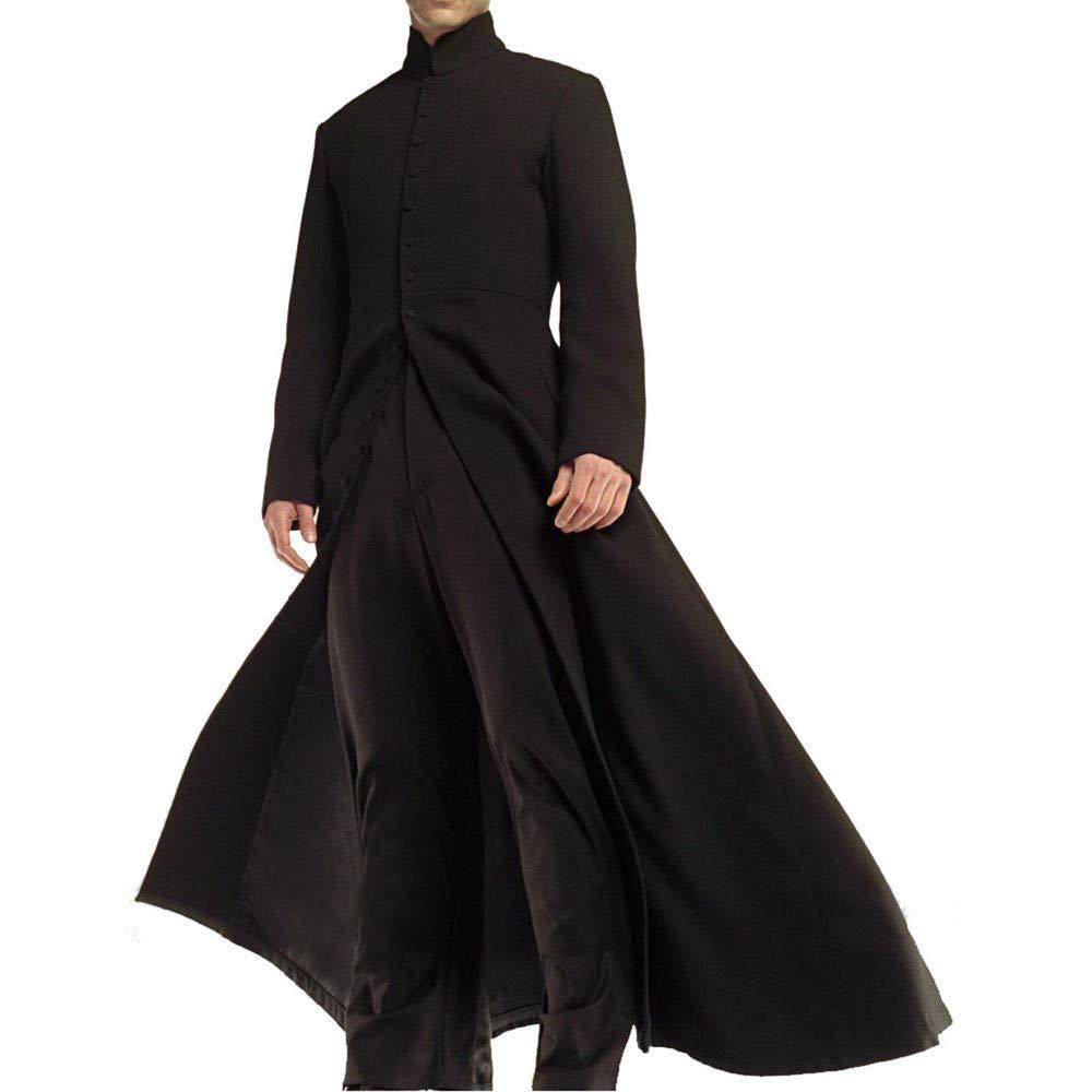 Neo Costume - The Matrix - Neo Trench Coat