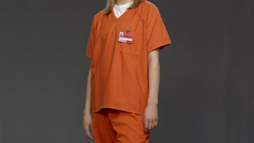 Piper Chapman Costume - Orange is the New Black - Piper Chapman Cosplay