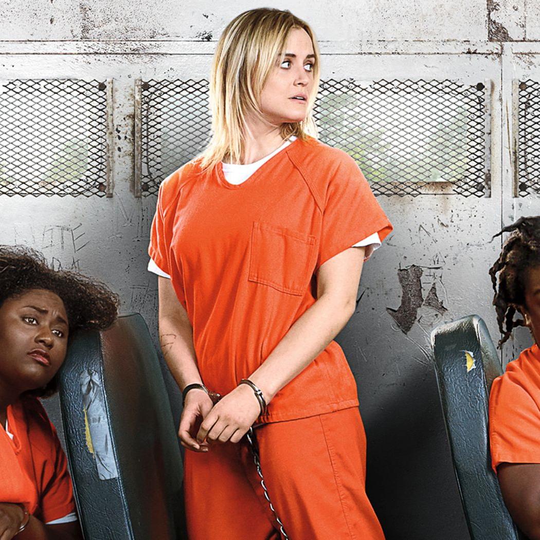 Piper Chapman Costume - Orange is the New Black - Piper Chapman Orange Shirt