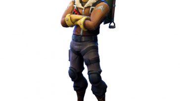 Raptor Fortnite Costume - Fortnite - Raptor Fortnite Cosplay