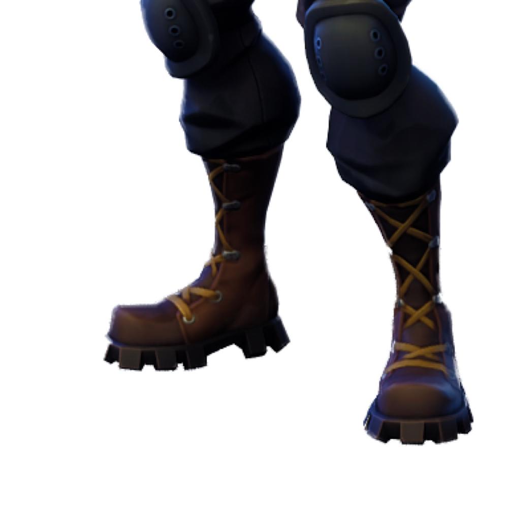 Raptor Fortnite Costume - Fortnite - Raptor Fortnite Shoelaces