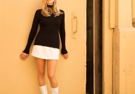 Sharon Tate Costume - Once Upon a Time In Hollywood - Margot Robbie - Sharon Tate Cosplay