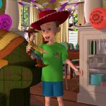 Andy Costume - Toy Story Costume - Andy Cosplay