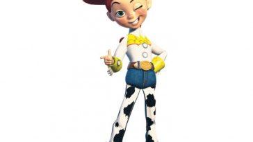 Jessie Costume - Toy Story Costume - Jessie Cosplay