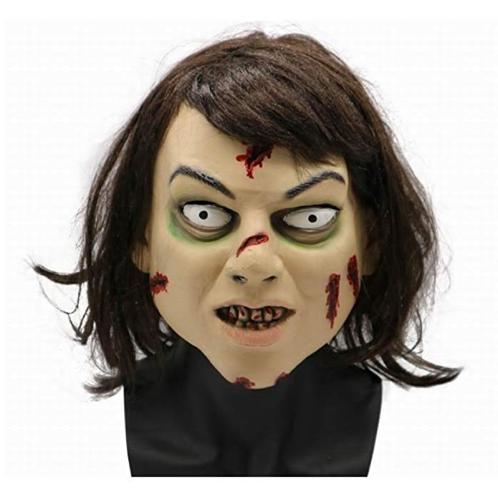 Regan Costume - The Exorcist - Regan Mask