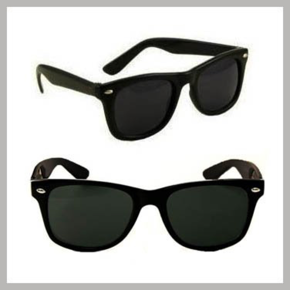 Risky Business Costume - Tom Cruise - Joel - Risky Business Sunglasses