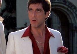 Tony Montana Costume - Scarface Costume Tony Montana Cosplay