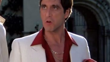 Tony Montana Costume - Scarface Costume Tony Montana Cosplay