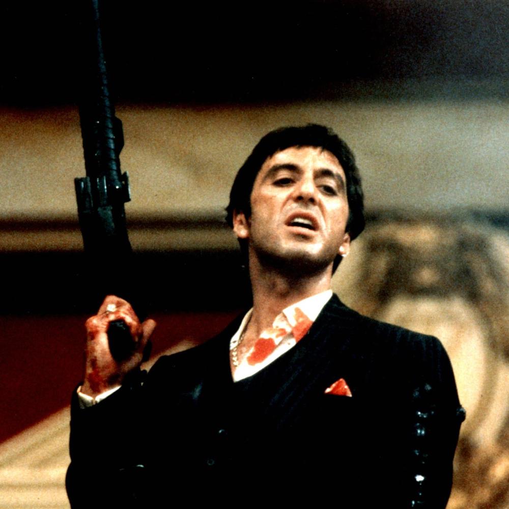 Tony Montana Costume - Scarface Costume Tony Montana Gun