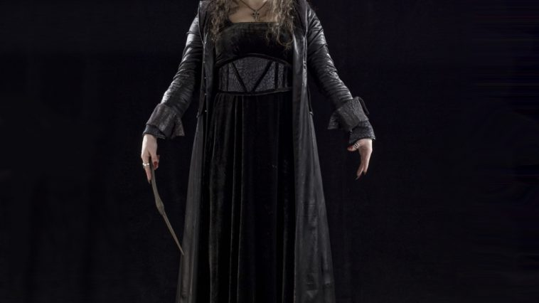 Bellatrix Lestrange Costume - Harry Potter Costume - Bellatrix Lestrange Cosplay