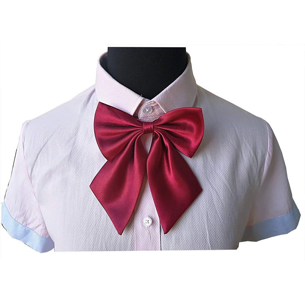 Gogo Yubari Costume - Kill Bill Cosplay - Gogo Yubari Bow Collar