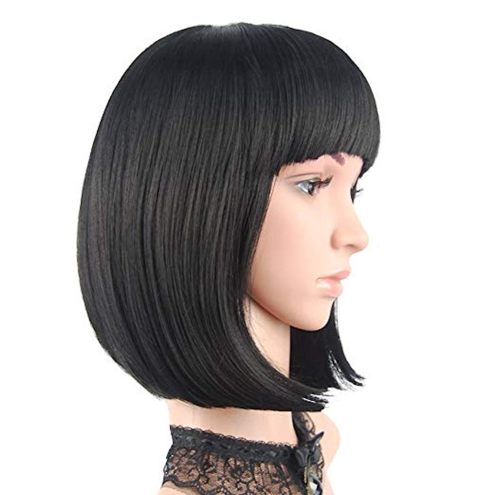 Gogo Yubari Costume - Kill Bill Cosplay - Gogo Yubari Wig