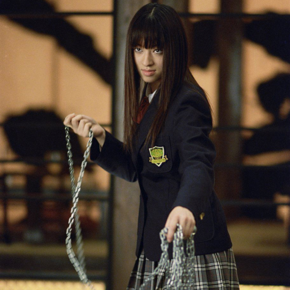 Gogo Yubari Costume - Kill Bill Cosplay - Gogo Yubari Jacket