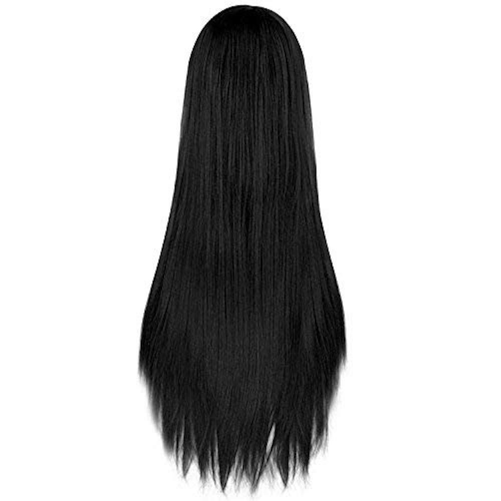 Kayako Saeki Costume The Grudge - Kayako Saeki Black Hair - Kayako Saeki Wig