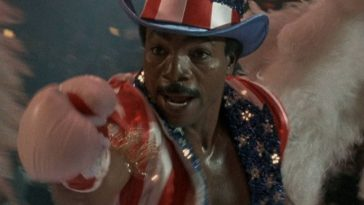 Apollo Creed Costume - Rocky - Apollo Creed Cosplay
