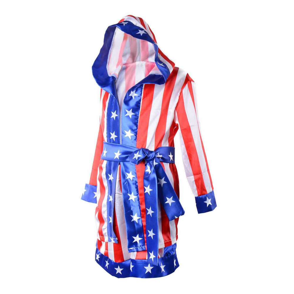 Apollo Creed Costume - Rocky - Apollo Robe