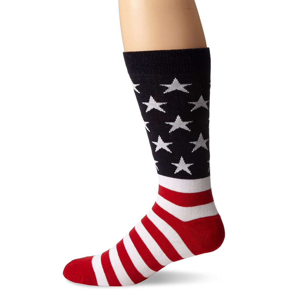 Apollo Creed Costume - Rocky - Apollo Socks