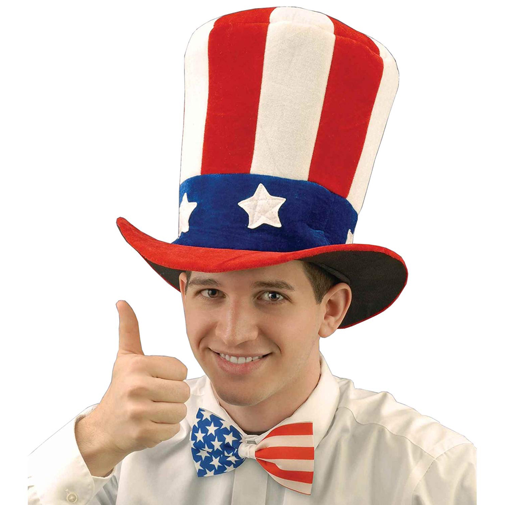 Apollo Creed Costume - Rocky - Apollo Top Hat