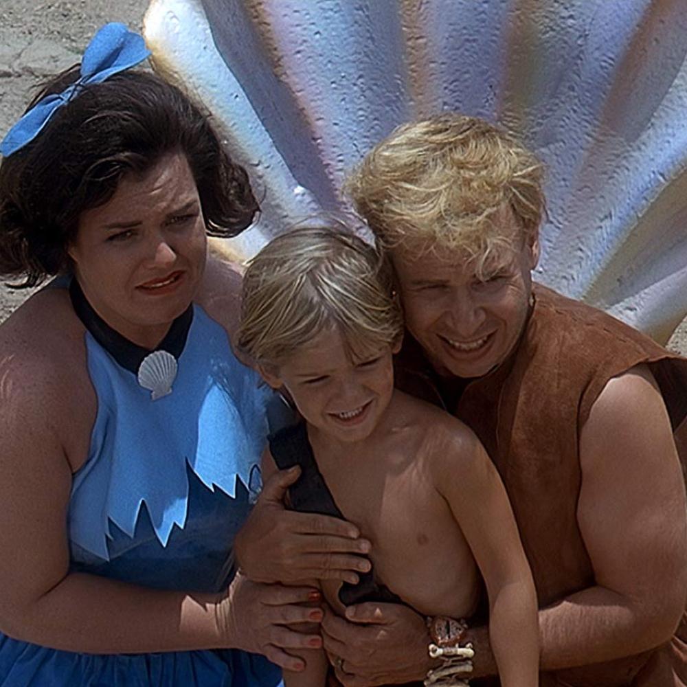Betty Rubble Costume - The Flintstones - Betty Rubble Hair Bow