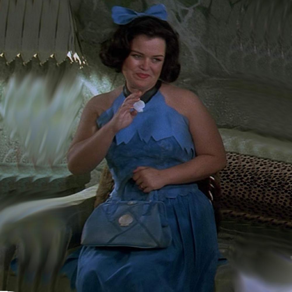 Betty Rubble Costume - The Flintstones - Betty Rubble Neck Strap