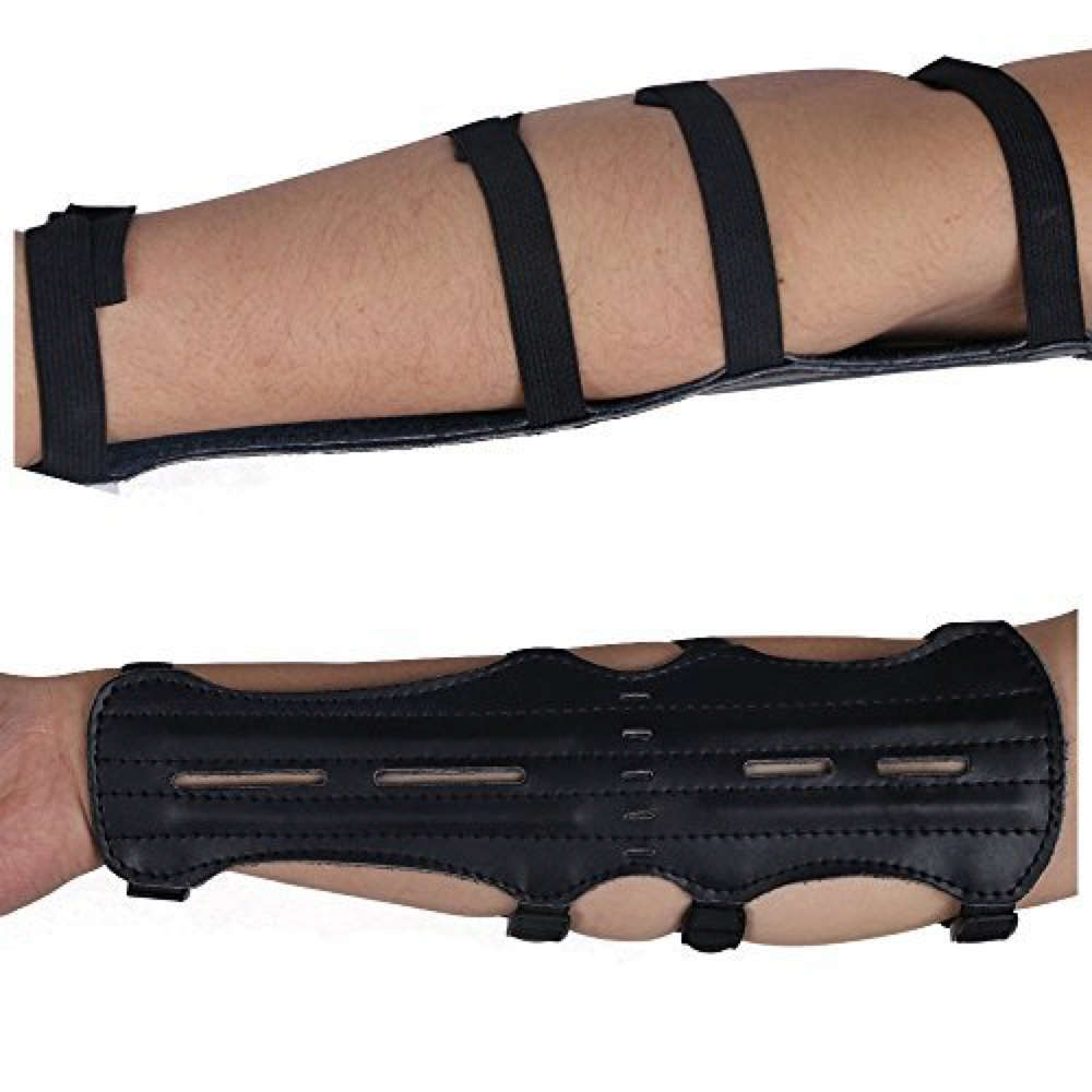Diego Hargreeves Costume - The Umbrella Academy - Diego Hargreeves Arm Guards