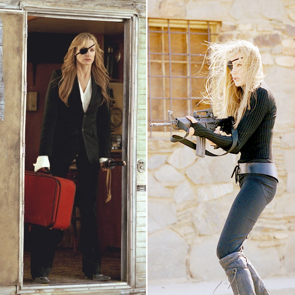 Elle Driver Costume - Kill Bill - Elle Driver Mountain Snake - Elle Driver Boots