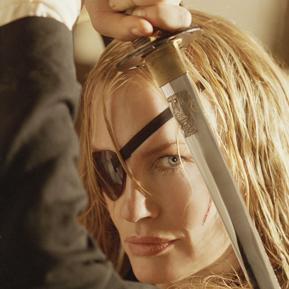 Elle Driver Costume - Kill Bill - Elle Driver Mountain Snake - Elle Driver Eyepatch