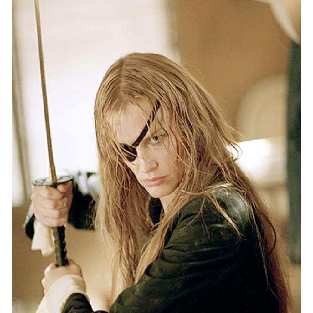 Elle Driver Costume - Kill Bill - Elle Driver Mountain Snake - Elle Driver Katana